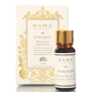 Kama Ayurveda Kumkumadi Miraculous Beauty Fluid Night Serum - 12ml