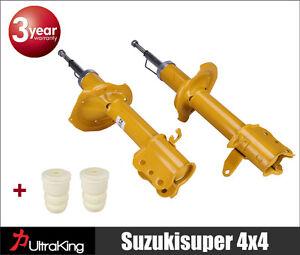 2 Rear Struts Ford Laser KN KQ GT Gas Shock Absorbers