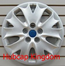 "NEW 2013 2014 Ford FUSION Hubcap 16"" Wheelcover AM Silver"