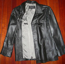 "CHAQUETA  CUERO "" GOODLAND - LEATHER """