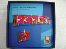 GYMNASTICS SPORT EVENT - SPECIAL EDITION ATHENS 2004 OLYMPIC GAMES PINS