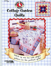 Quilting: Cottage Garden Quilts - Gooseberry Patch