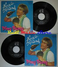 LP 45 7'' PLASTIC BERTRAND Ping pong  Chewing gum 1982 italy DURIUM cd mc dvd*