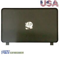 """NEW HP 15-P 15P 15.6"""" Back Cover Rear LCD Black US Seller EAY1400808A Touch Veri"""