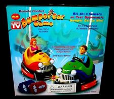 RC Radio Remote Control Bumper Cars Set of 2 Stunt Battle Toy Game AS SEEN ON TV