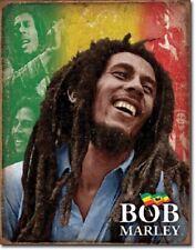 Bob Marley Metal/Tin Sign: Mosaic (2116)