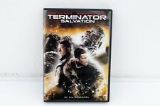 TERMINATOR SALVATION - DVD - CHRISTIAN BALE - SAM WORTHINGTON