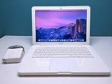 Apple MacBook 13 inch Mac Laptop *One Year Warranty* OSX 2016 Upgraded 500GB HD!