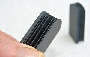 7mm SCALE, O GAUGE, COACH END CORRIDOR CONNECTORS  BY OLDBURY MODELS.