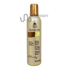 Avlon Keracare Hydrating Detangling Shampoo 8 oz Sulfate Free /w Nail File