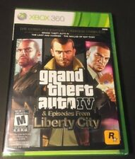 Grand Theft Auto IV Complete Edition [ GTA 4 / G1 Case ] (XBOX 360) NEW