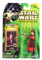 Star Wars Power of the Jedi POTJ Sabe Queen's Decoy Collection 2 .04 C9 Hasbro