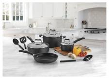 Cuisinart Hard Anodized 10 Piece Cookware Set