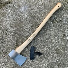 Adler Forged 2 1/2lb Yankee Lopping Axe - Splitter, Hickory - Made in Germany