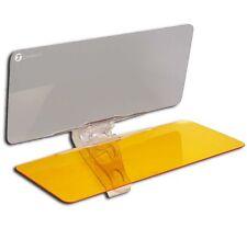 Zone Tech Day and Night Car Clip Adjustable Anti Glare Sun Headlight Tint Visor