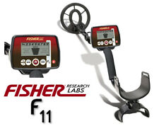 Fisher F11 Metaaldetector