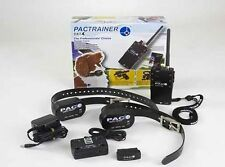 PAC DXT 4 - 2 DOG AXC5 COLLARS 4 BUTTON 1 MILE RANGE