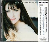 Basia - London Warsaw New York /JAPAN CD OBI_ESCA-5020