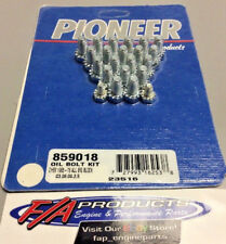 Big Block Chevy 396 454 Engines With Steel Oil Pan Bolt Kit Pioneer 859018
