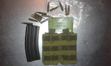 CONDOR MA19-001 Double Porte Chargeur MOLLE Open-Top M4/M16 Mag Pouch Olive Drab