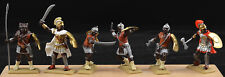 DSG Ancient Carthaginian Allied African Infantry - 54mm Painted Plastic Soldiers