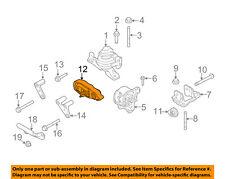 Ford Oem 13-16 Flex Engine Motor Transmission-Torsion Arm Dg1Z6068A