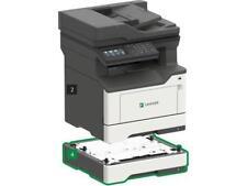 Lexmark MX421ade Mono Multifunction Laser Printer - Copy, Fax, Scan