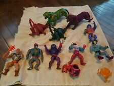 Vintage He-man Heman Masters Of The Universe Action Figure LOT 1980