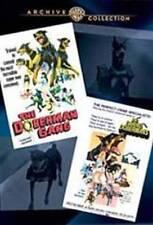 The Doberman Gang/The Daring Dobermans New Dvd