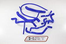 Samco Kühlwasser Silikonschlauchkit VW Golf 3 VR6 2,8L AAA Blau