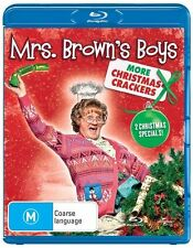 Mrs. Brown's Boys - More Christmas Crackers (Blu-ray, 2014) Series Mrs Browns