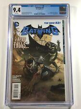Batwing #19 CGC 9.4 - 1st Luke Fox - DC Comics 2013 - Batman New 52 | Not 9.8