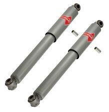 Pair Set of 2 Rear Gas-a-just KYB Shock Absorbers for Mercury Nissan Toyota Fiat