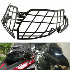 Headlight Head Light Lamp Grill Guard Cover Protector For BENELLI TRK 502 X 502X