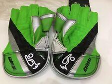 Kookaburra Kahuna FK132R WK Wicket Keeping Cricket Gloves Youths BNWT Green