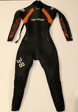 ORCA 3.8 Enduro Fullsleeve:Women Wetsuit XS.