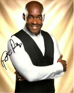 Television Autograph: PATRICK ROBINSON (Strictly Come Dancing) Signed Photo