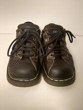 Dr. Martens Unisex Shoes Size Mens 4 & Womens 5 Dark Brown