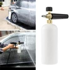 Adjustable Snow Foam Lance Washer Car Wash Gun Soap Pressure Washer Bottle New