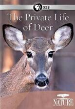 NATURE: THE PRIVATE LIFE OF DEER NEW DVD