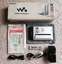 Sony WM-EX910 Walkman Cassette Player, New in the Box !!! Working Great !!!