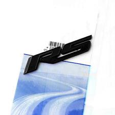 1x OEM Black RS Emblem Badgel Decal for GM CHEVROLET TRUNK GM Camaro  WU NEW