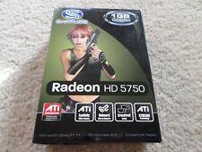 Sapphire Technology ATI Radeon HD 5750 (100284VXL) 1GB GDDR5 SDRAM PCI Express x