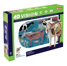 COW MODEL/PUZZLE,4D Vision Kit 26100 TEDCO SCIENCE TOYS