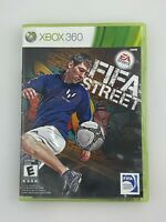 FIFA Street - Xbox 360 Game - Complete & Tested