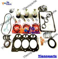 3TNA72 overhaul rebuild kit for Yanmar engine John Deere 430 455 755 670 tractor