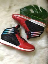 Rare Adidas Crazy Fast 2 High Top Basketball Shoes Holographic Mens 9.5