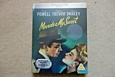 BLU-RAY MURDER MY SWEET  PREMIUM EXCLUSIVE EDITION NEW SEALED