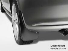 Front and Rear Mudflaps Genuine 6R VW Polo 2009-2013 6R0075116 & 6R0075106