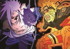 Amigos o rivales Naruto Shippuden Impresión Arte Cartel Foto A3 tamaño GZ1578